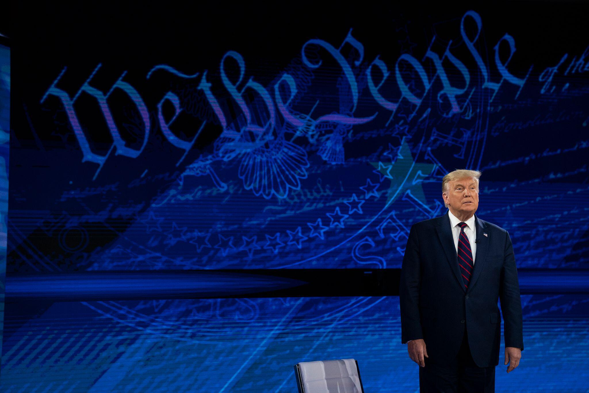 Bild zu Wahlkampf in den USA - Trump