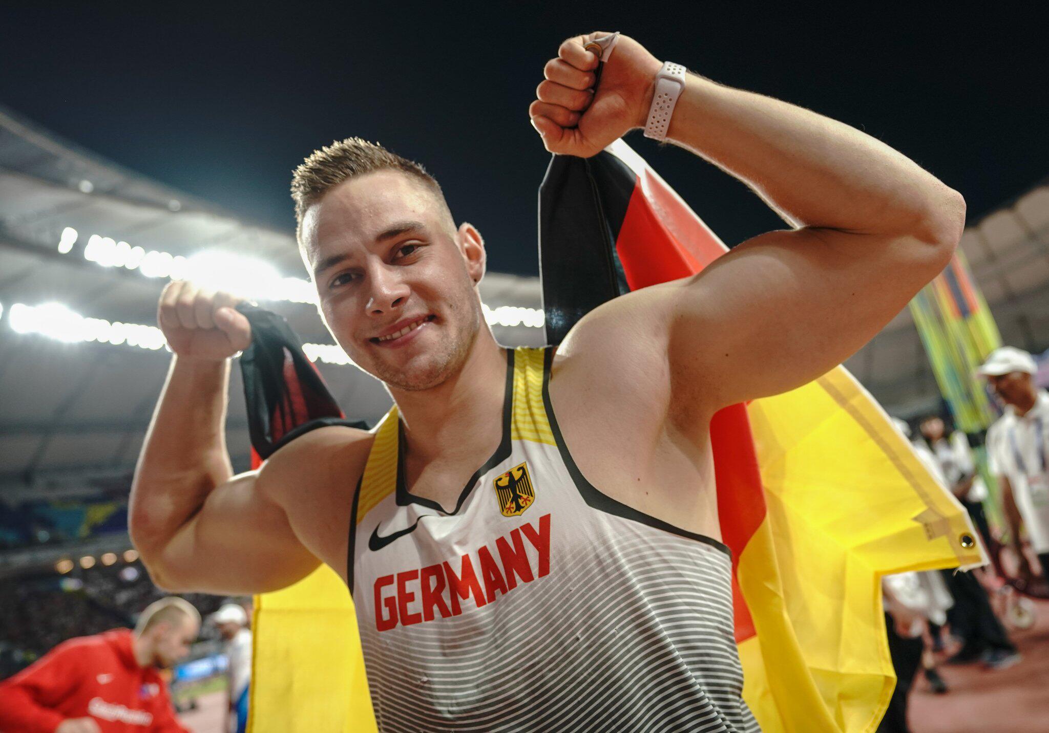 Bild zu Leichtathletik-WM