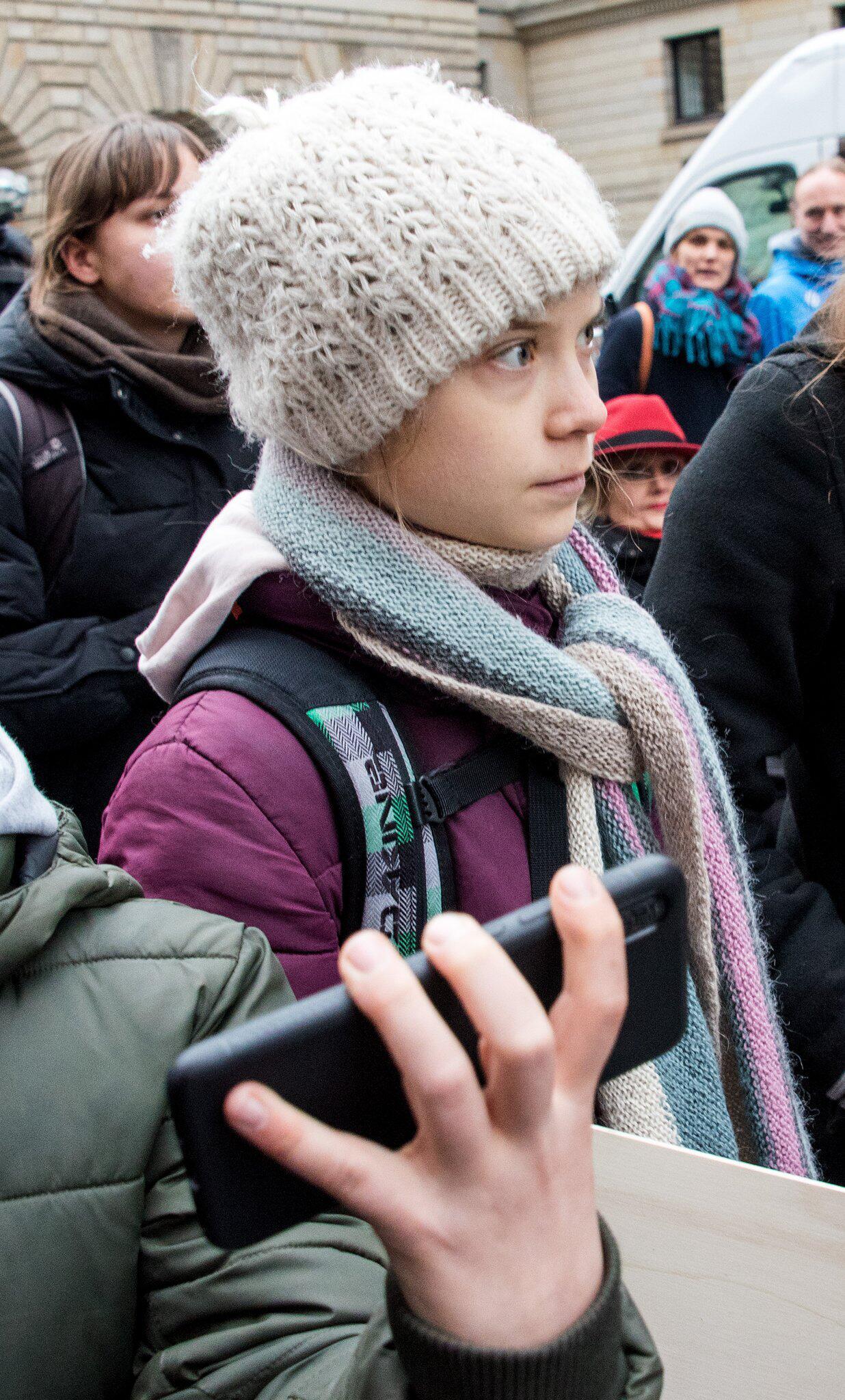 Bild zu Demonstration von Fridays for Future in Hamburg