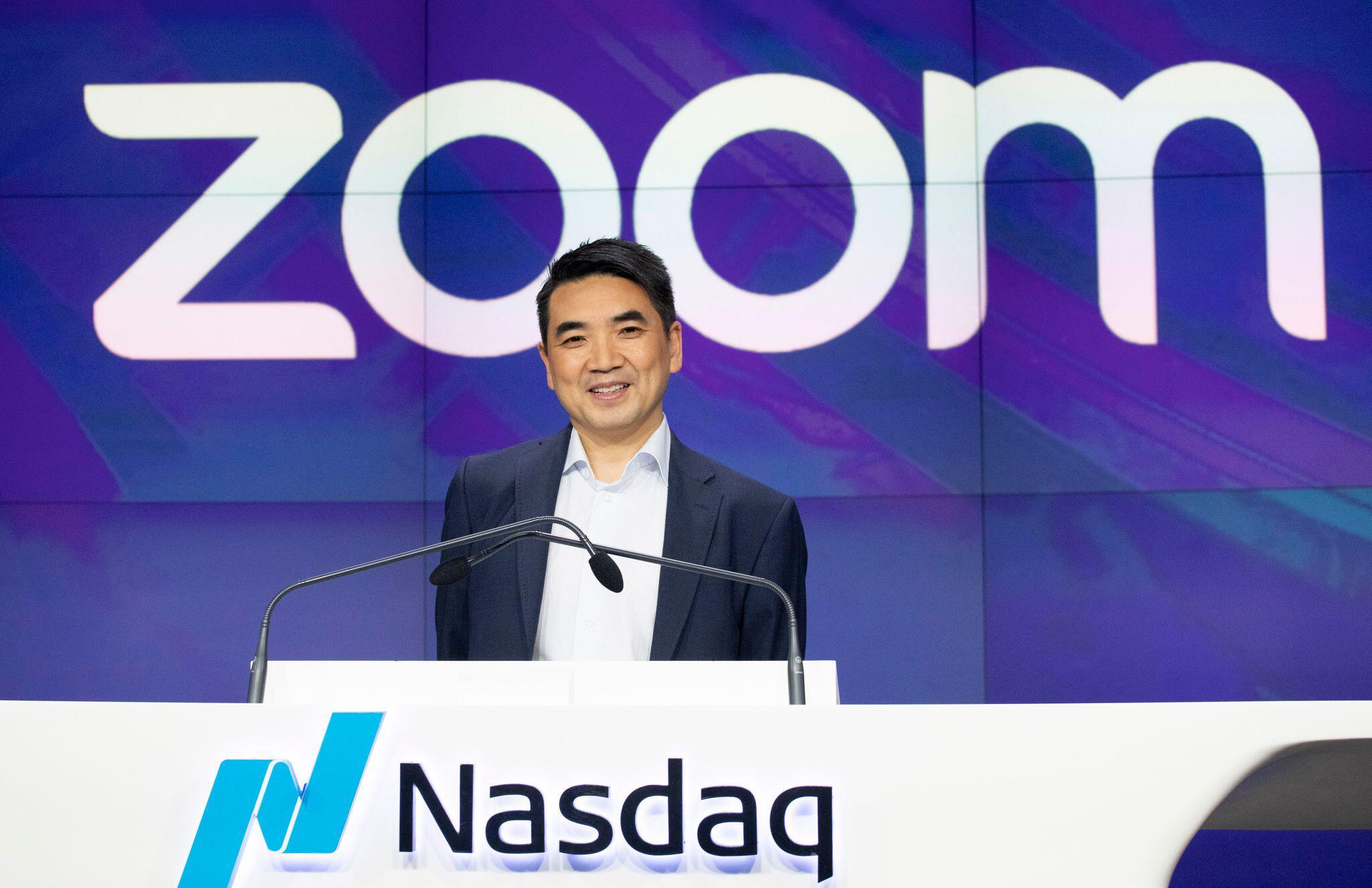 Bild zu Coronavirus - Videokonferenzen-Firma Zoom