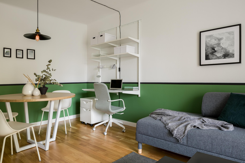 Bild zu Praktisch, Möbel, kleine Räume, Wohnung, Zuhause, gemütlich