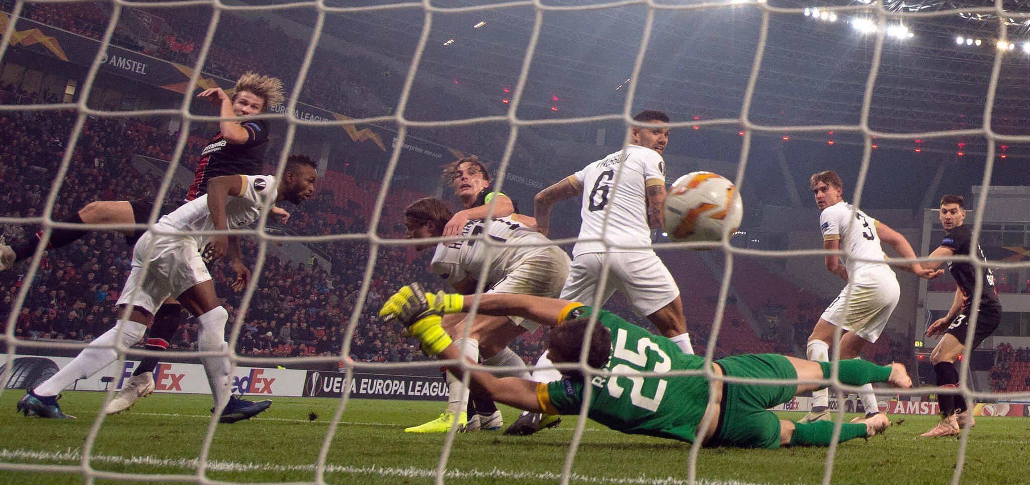 Bild zu Bayer Leverkusen - FC Zürich