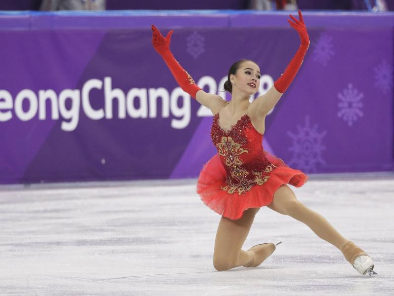 Bild zu Eiskunstlauf