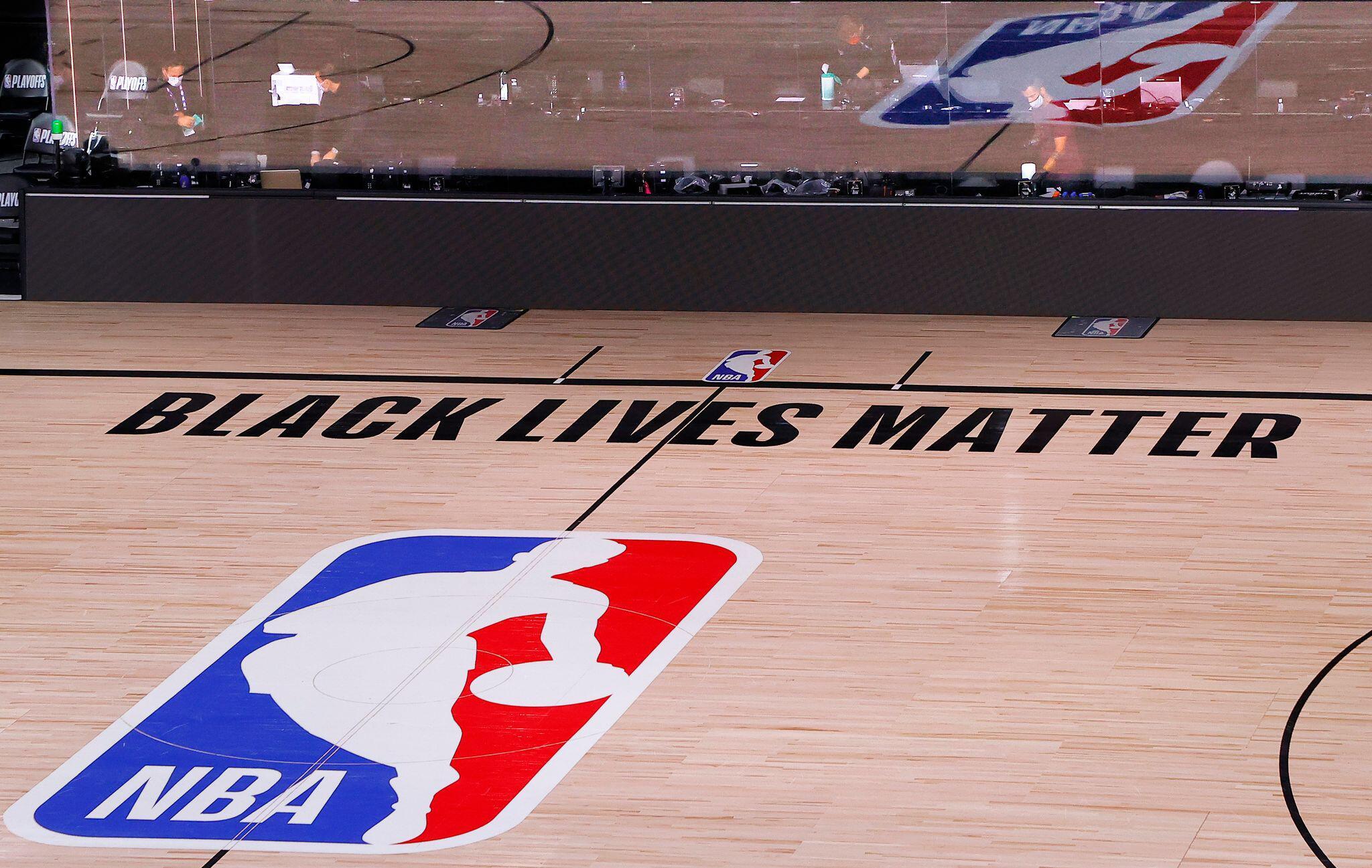 Bild zu NBA, Black Lives Matter