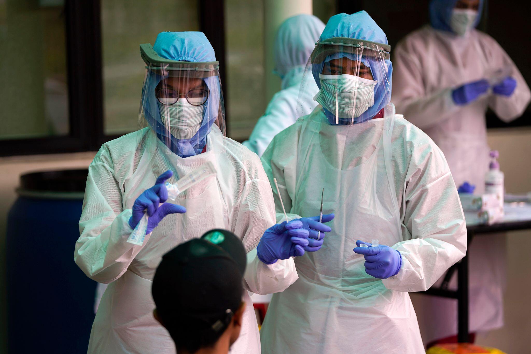 Bild zu Coronavirus - Malaysia