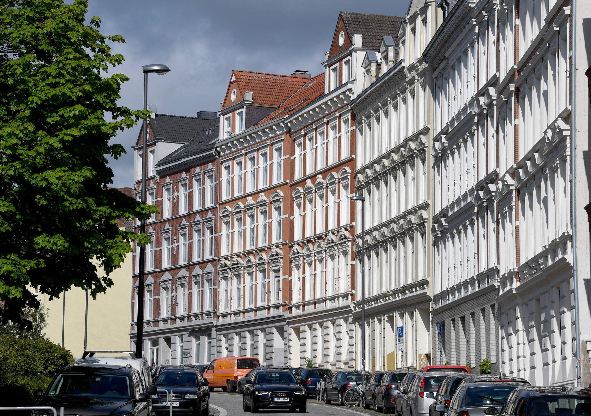 Bild zu Altbauten