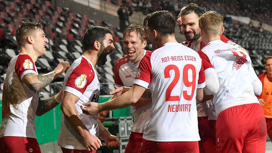 Rot-Weiss Essen - Bayer Leverkusen