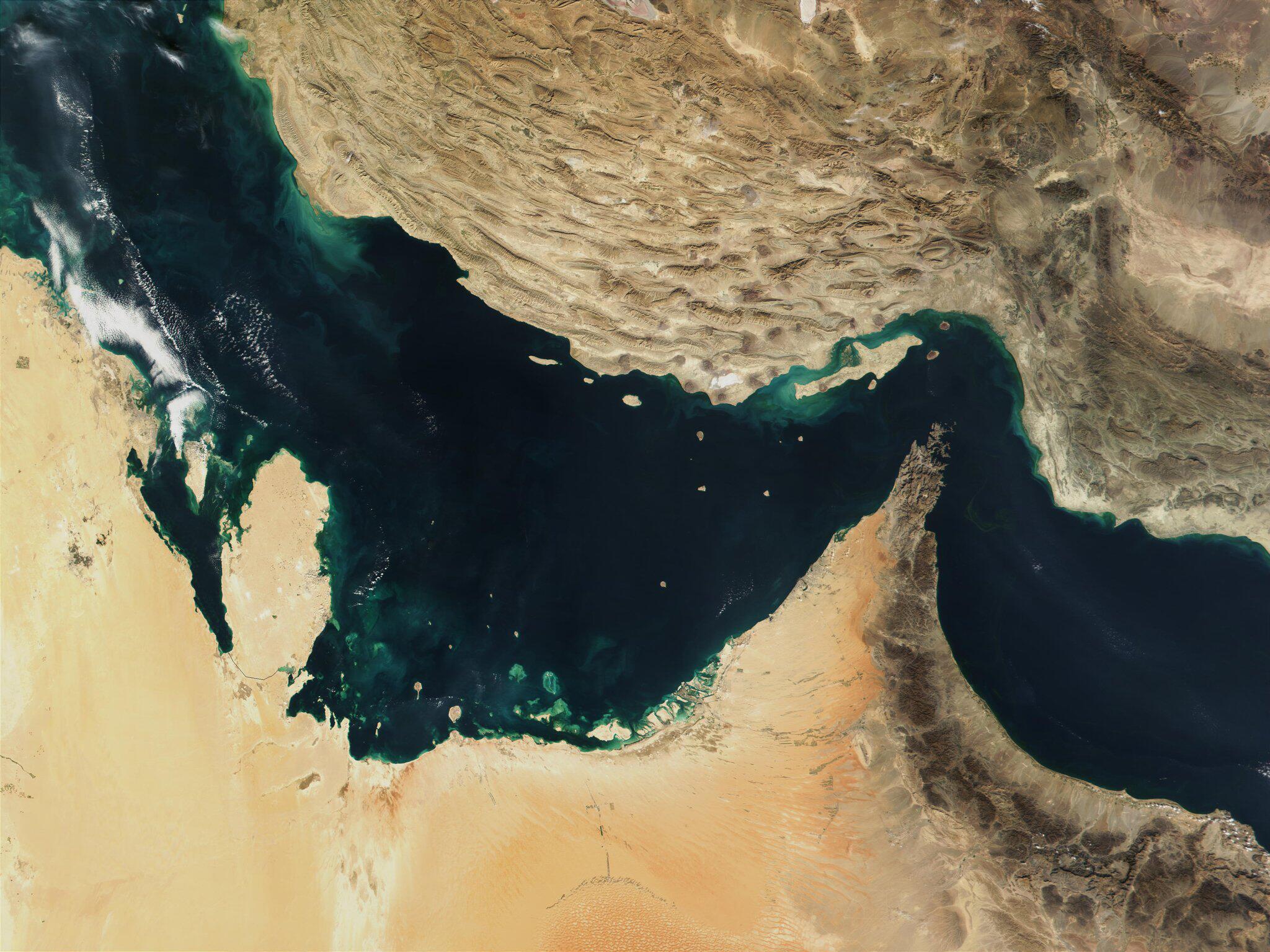 Bild zu Iran setzt «ausländisches» Schiff fest