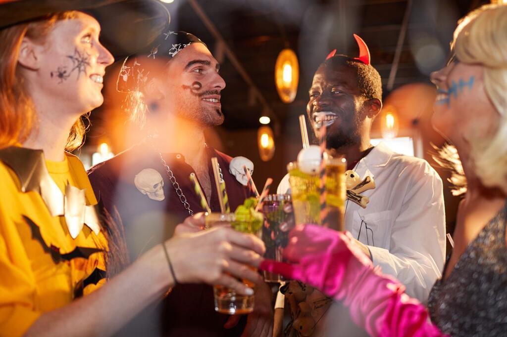 Halloween, Party, Cocktails, Idee, Grusel, longdrink, alkohol, getränke, rezepte