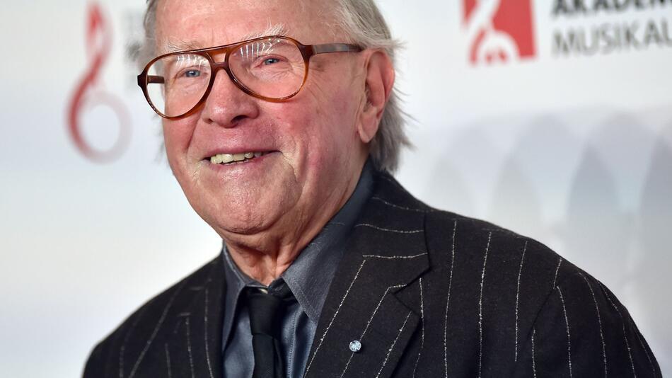 Jazzmusiker Klaus Doldinger wird 85