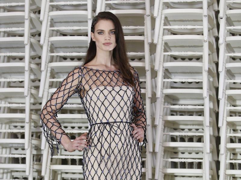 Bild zu Paris Fashion Week - Alexis Mabille