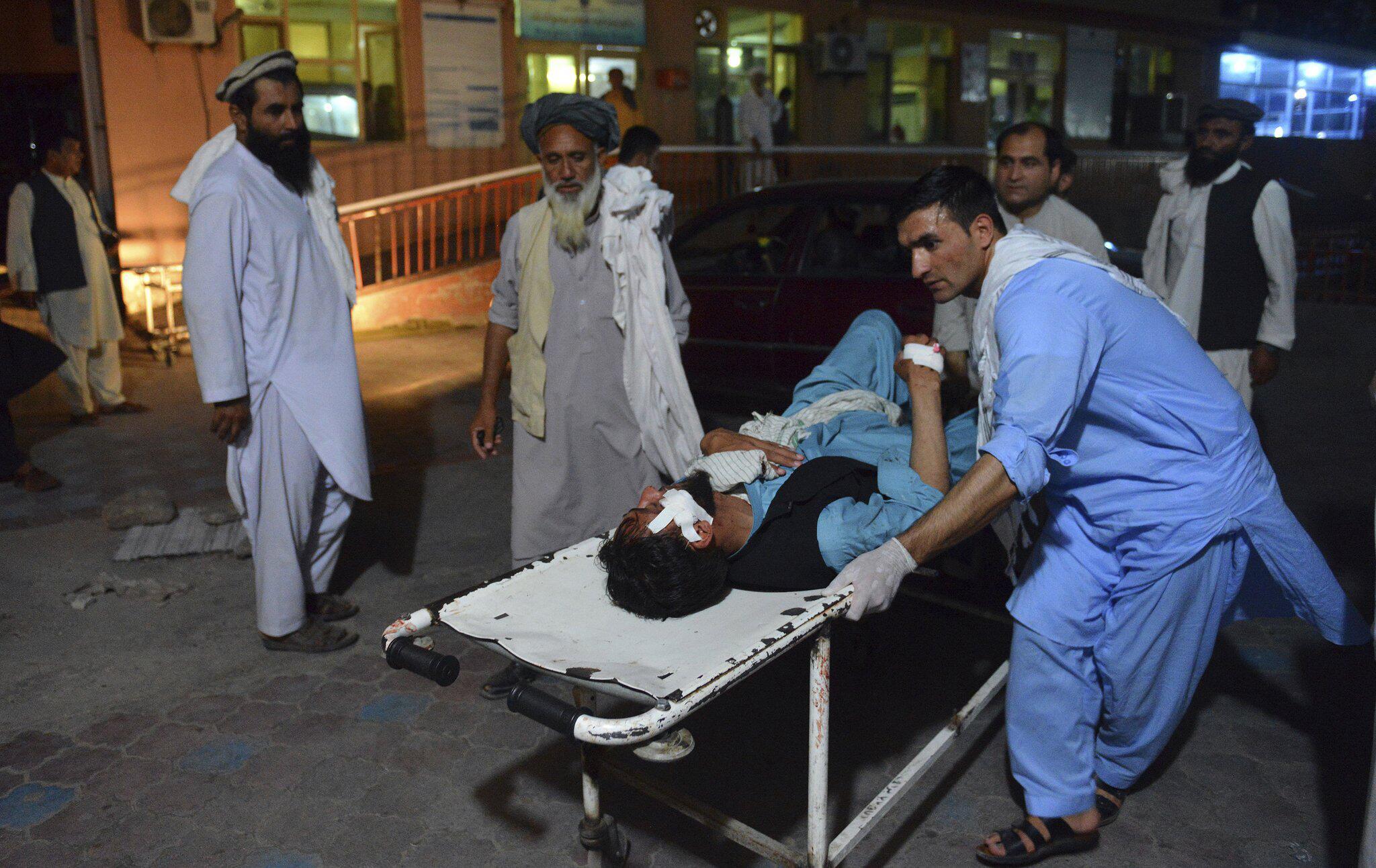 Bild zu IS-Selbstmordanschlag auf Friedenstreffen in Afghanistan