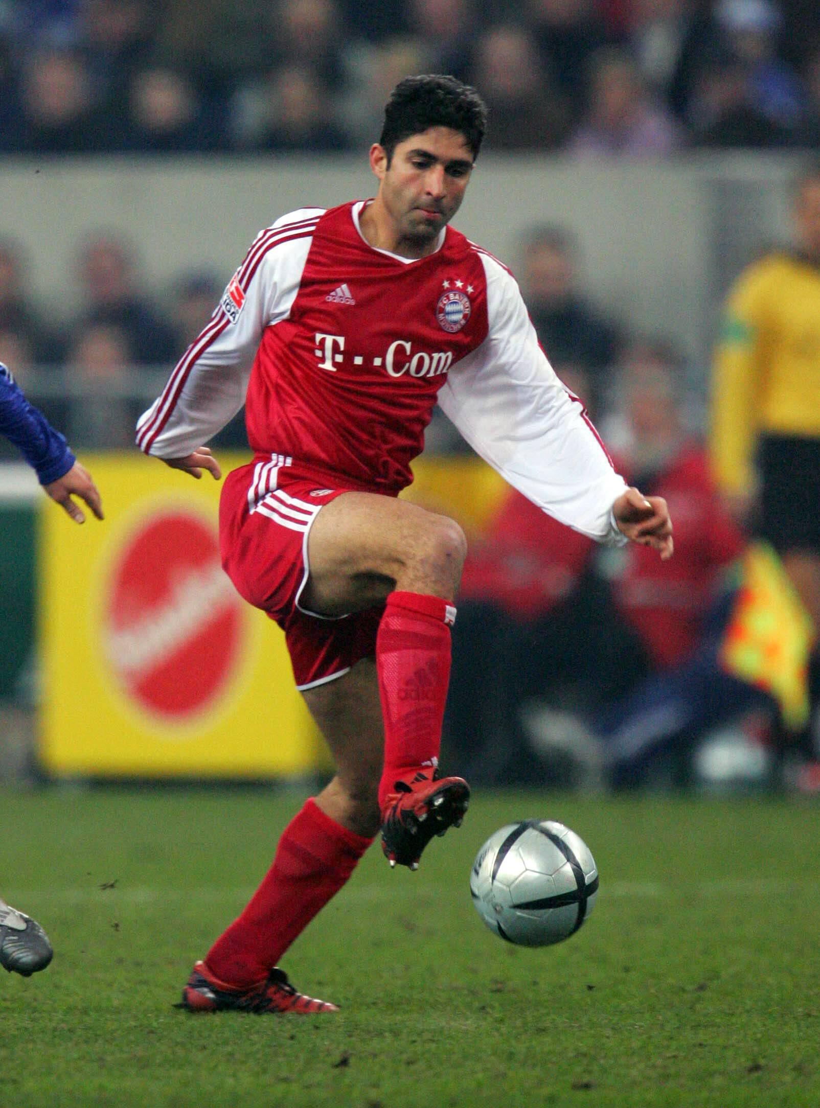 Bild zu Vahid Hashemian, FC Bayern,