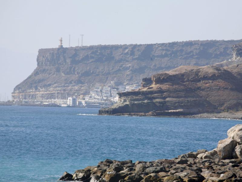 Bild zu Playa de Amadores auf Gran Canaria