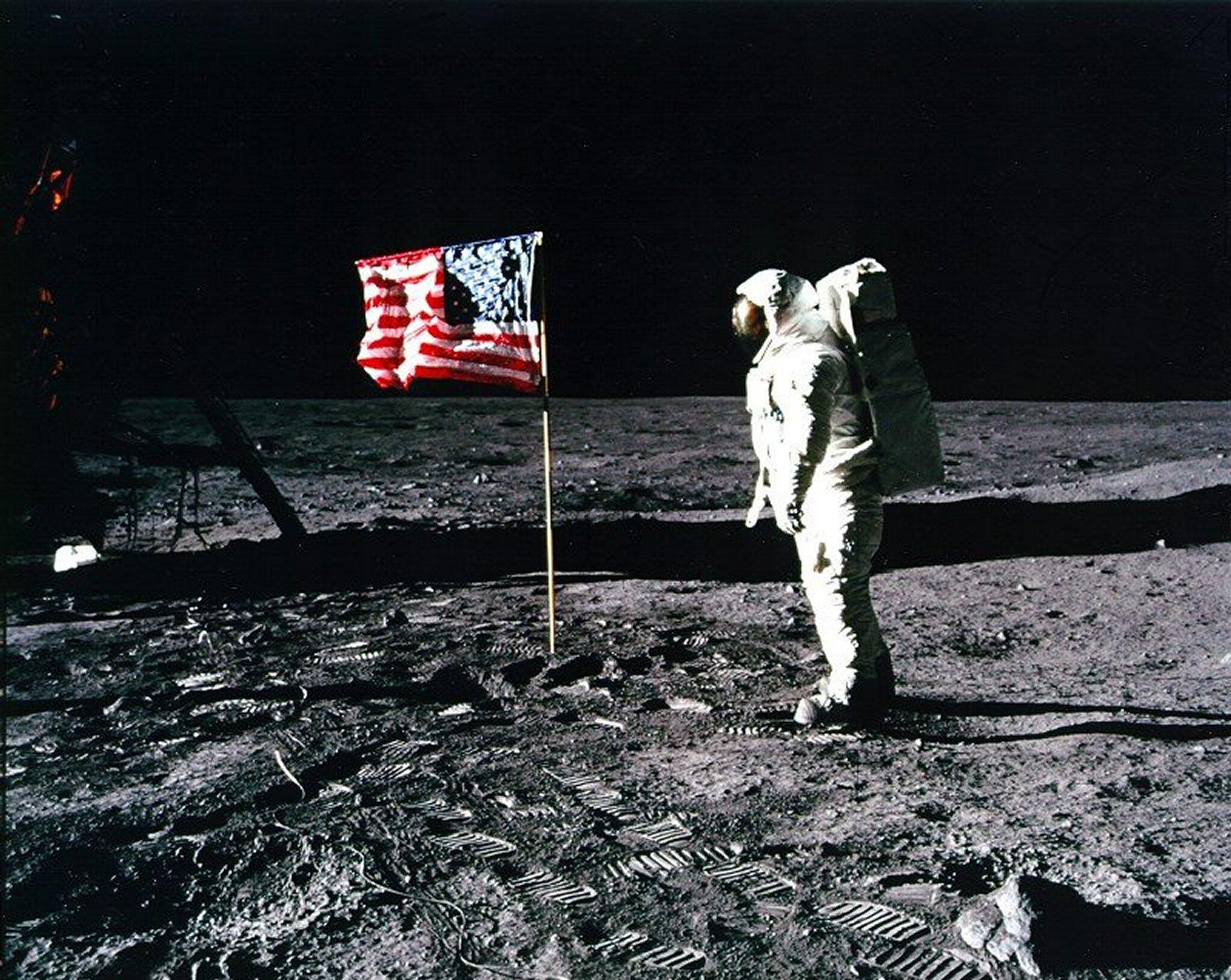 Bild zu Apollo 11 Mission