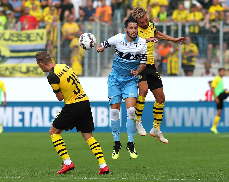 Bild zu Lazio Rom, Borussia Dortmund