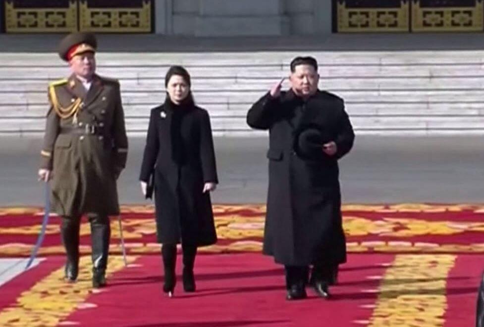 Bild zu Vor den Winterspielen: Nordkorea provoziert mit Militärparade