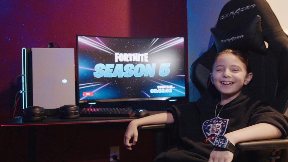 Fortnite, Team 33, Joseph Deen, E-Sport, eSports, Kind, Achtjähriger, Profi