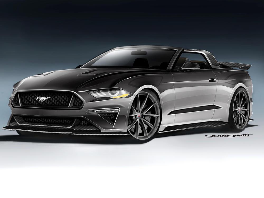 Bild zu Speedkore Mustang