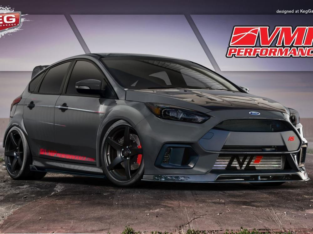 """Bild zu Ford Focus RS """"TriAthlete"""""""