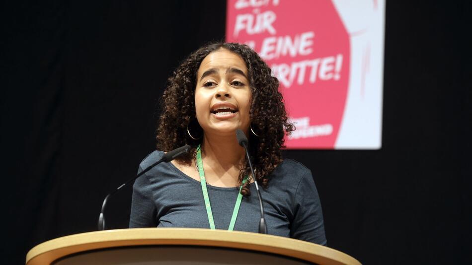55. Bundeskongress der Grünen Jugend