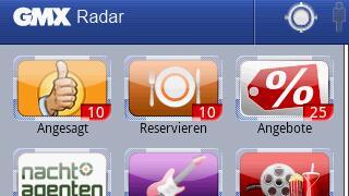 GMX Radar App
