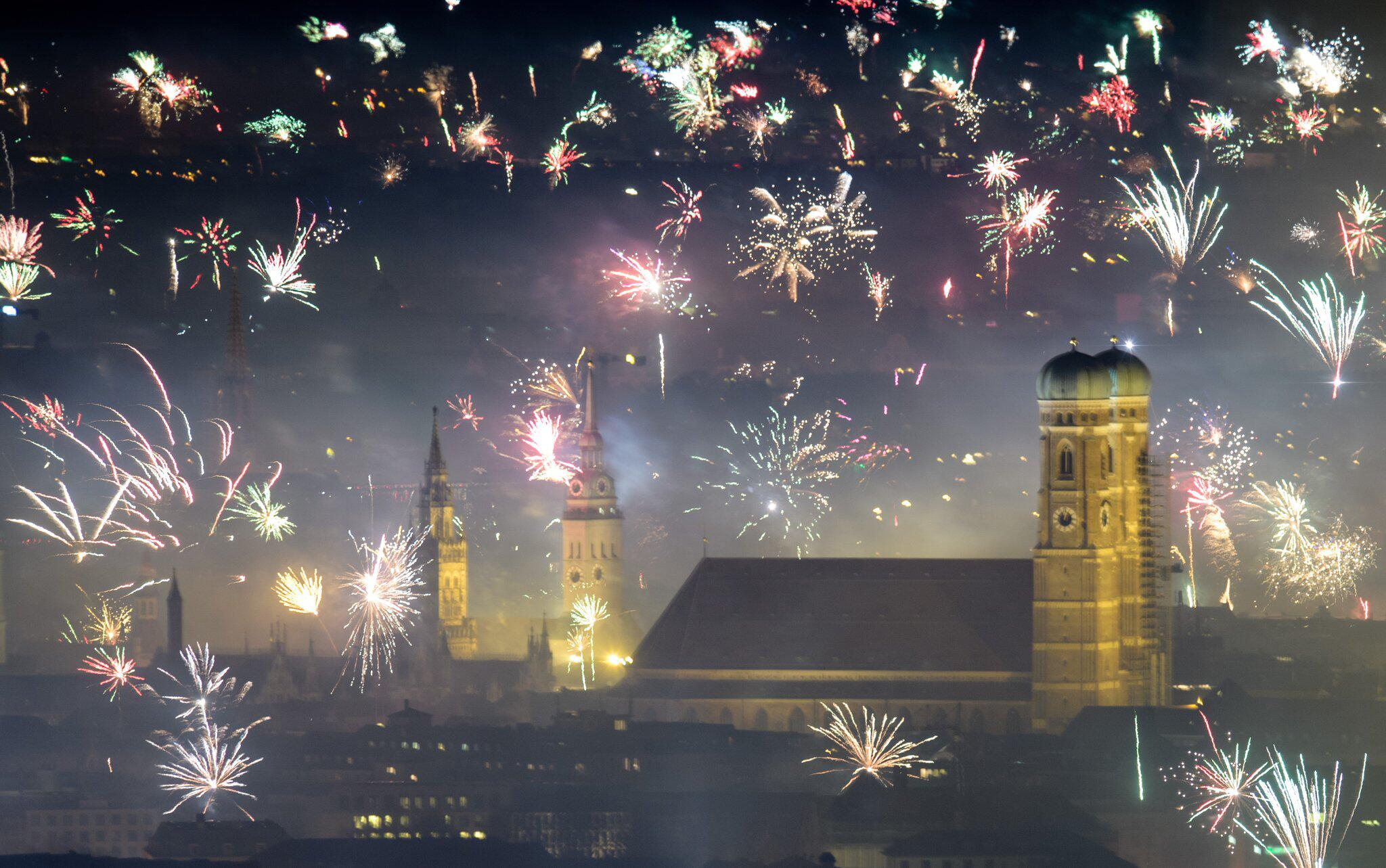 Bild zu Grüne für Umdenken bei Feuerwerk