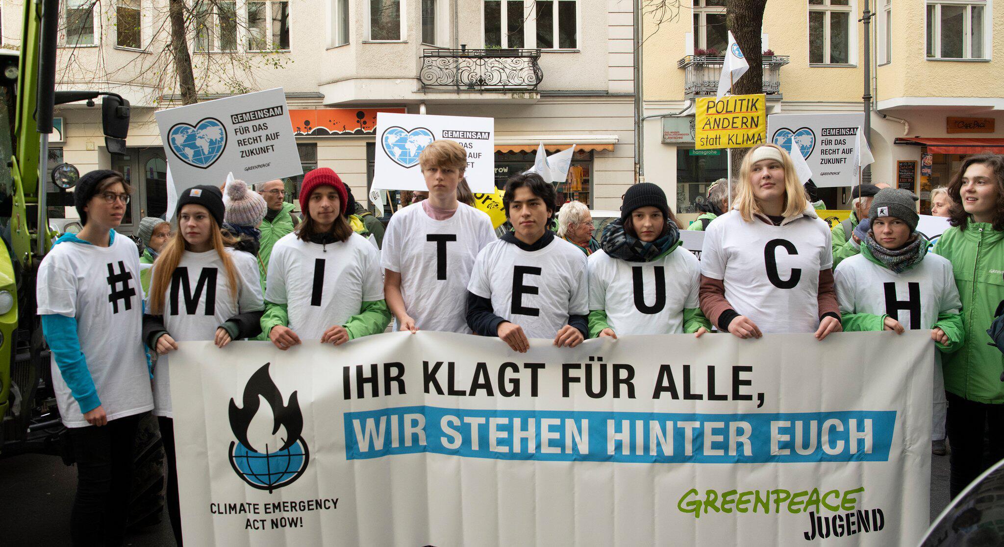 Bild zu Verwaltungsgericht befasst sich mit der Klimapolitik