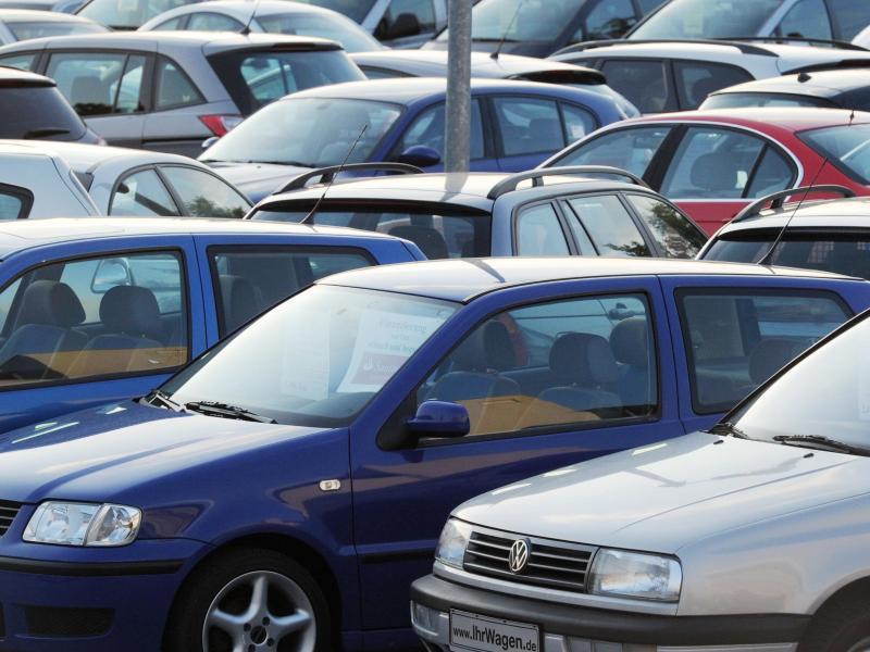 Bild zu Verkauf von Gebrauchtwagen