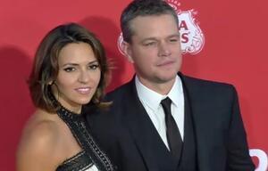 Matt Damon: Ehekrise nach 12 Jahren Liebesglück?