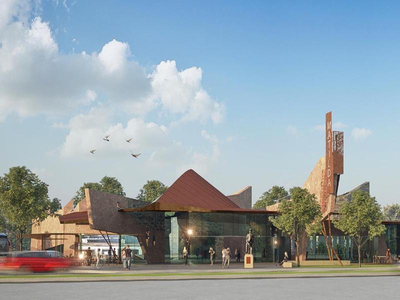 Bild zu Neubau des «Waltzing Matilda Centre»