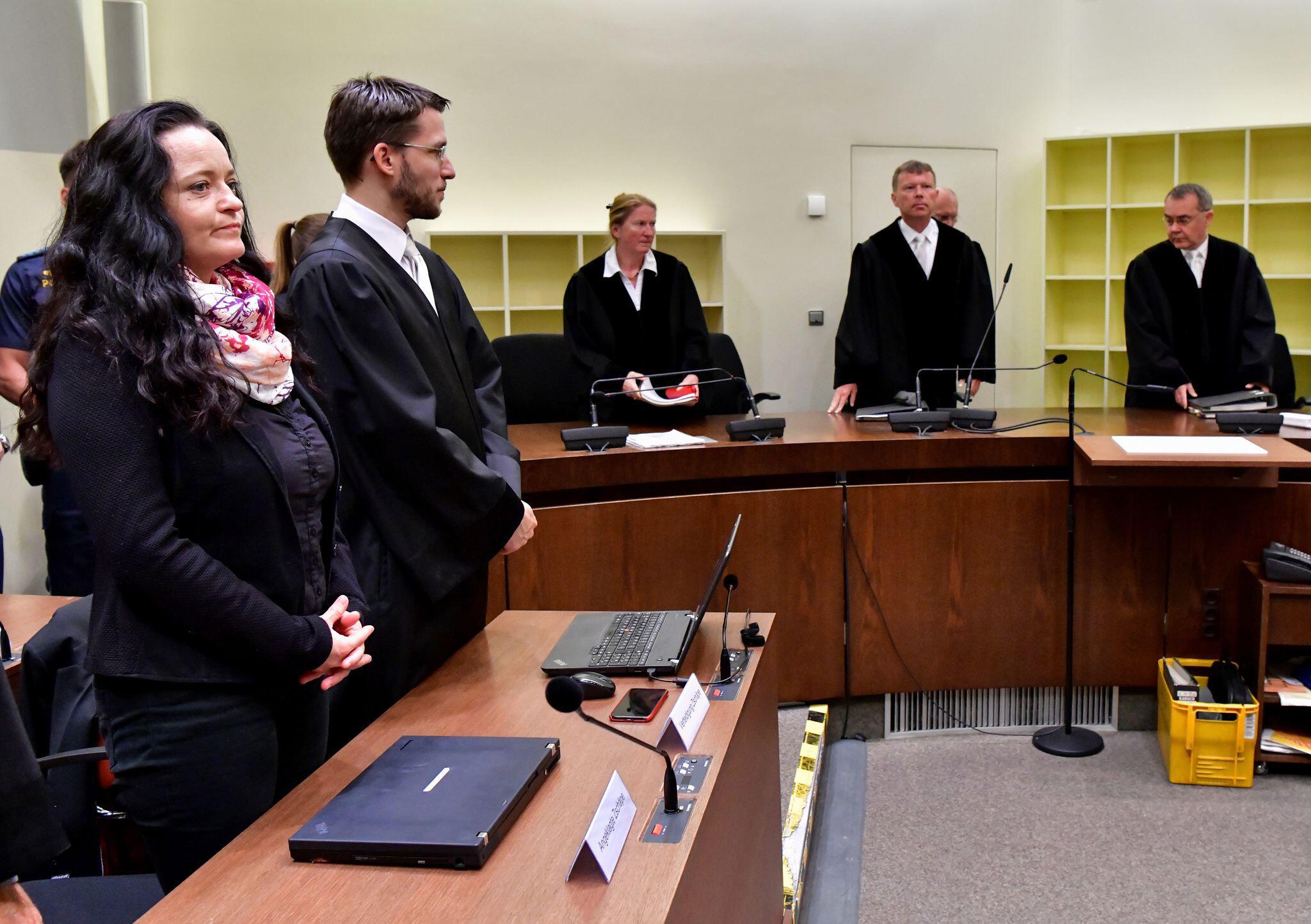 Bild zu 93 Wochen später:Begründung zum NSU-Urteil muss vorliegen