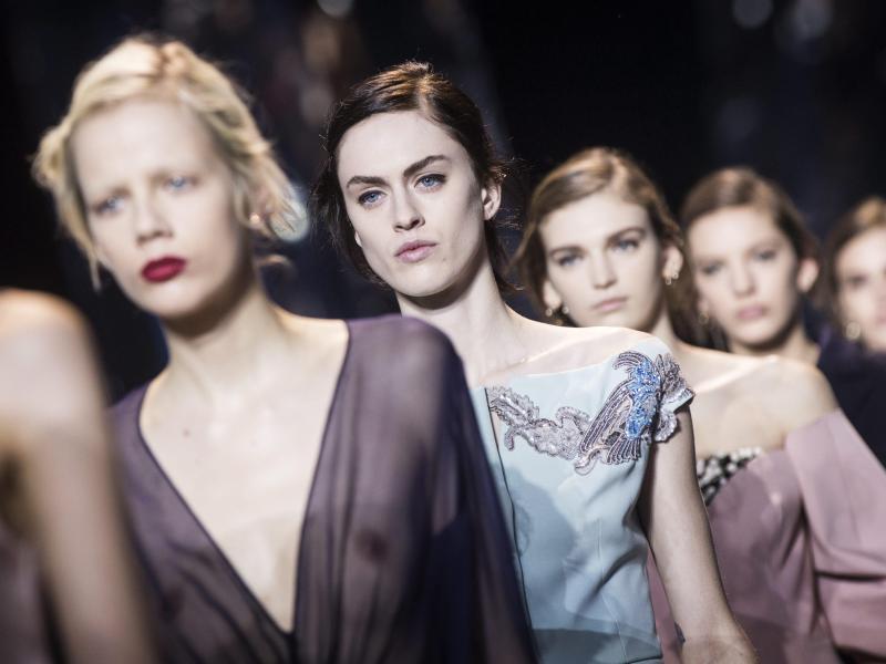 Bild zu Paris Fashion Week - Christian Dior