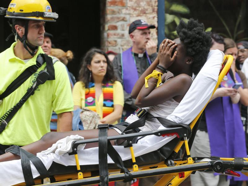 Bild zu Verletzte
