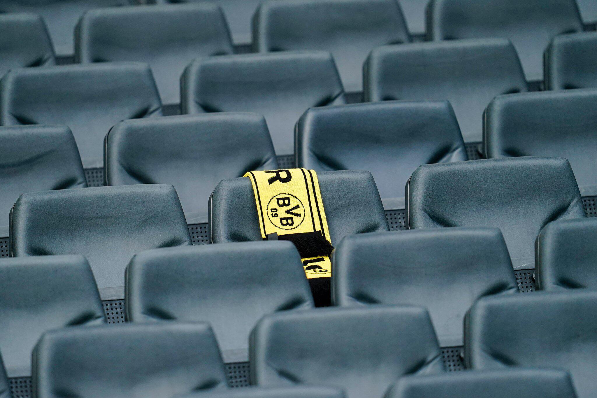 Bild zu AuchFußball-Revierderby Dortmund gegen Schalke ohne Publikum