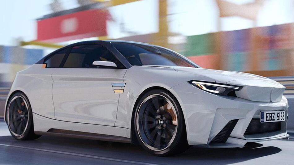 BMW iM2 Concept von David Olivares