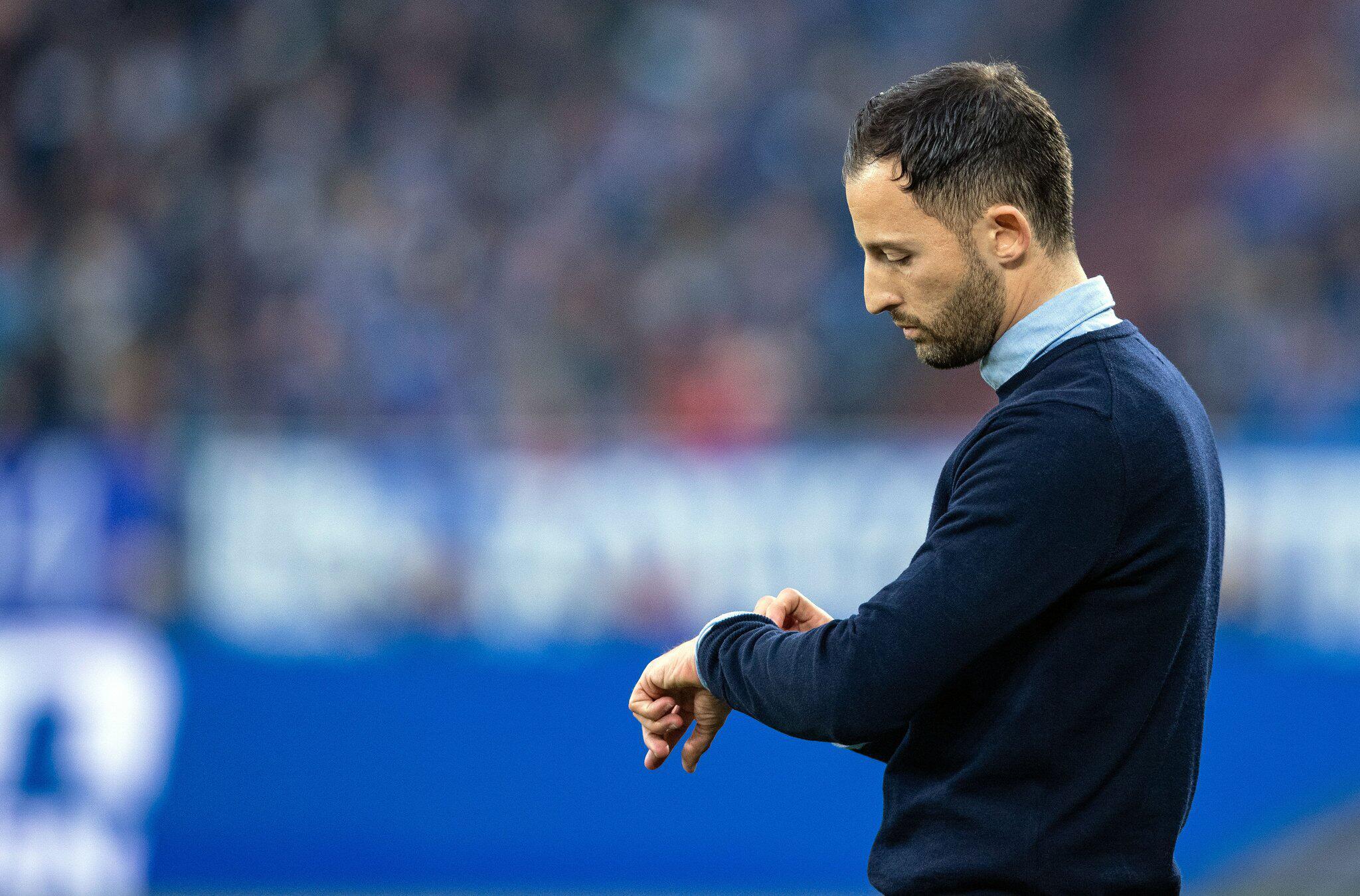 Bild zu Domenico Tedesco, FC Schalke 04, SV Werder Bremen, Bundesliga