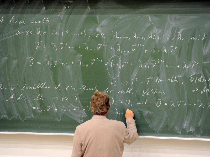 Bild zu Hochschulmathematik