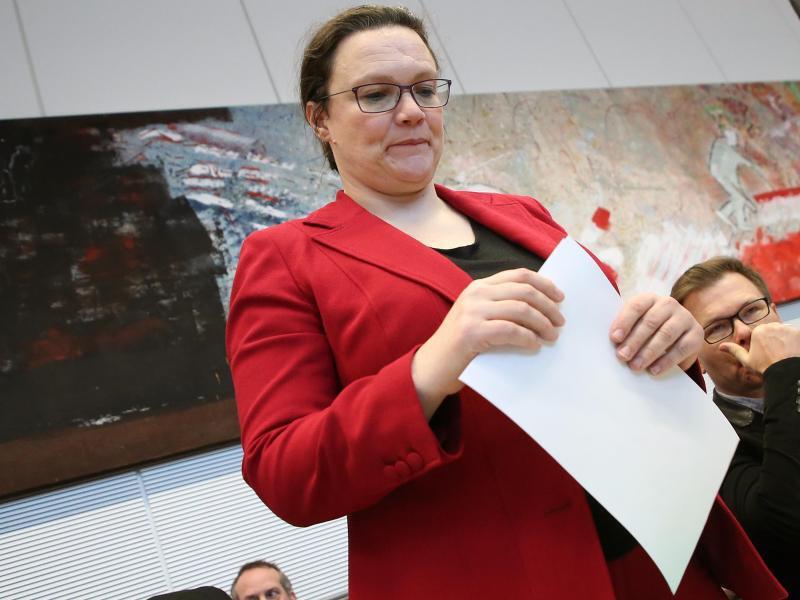 Bild zu Fraktionssitzung SPD