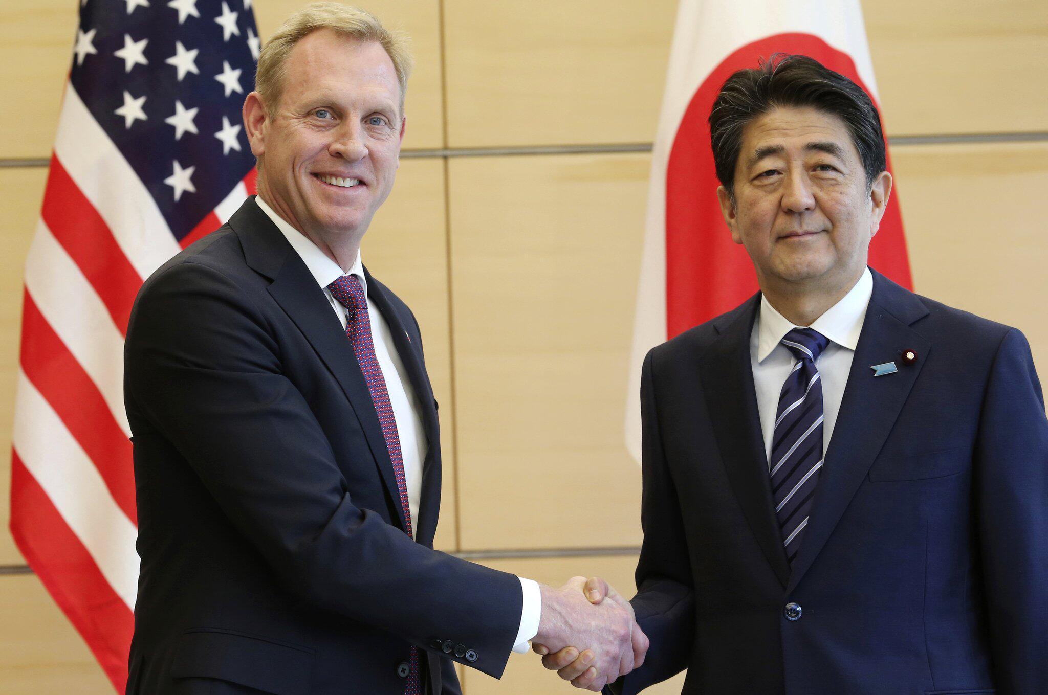 Bild zu US-Verteidigungsminister zu Besuch in Japan