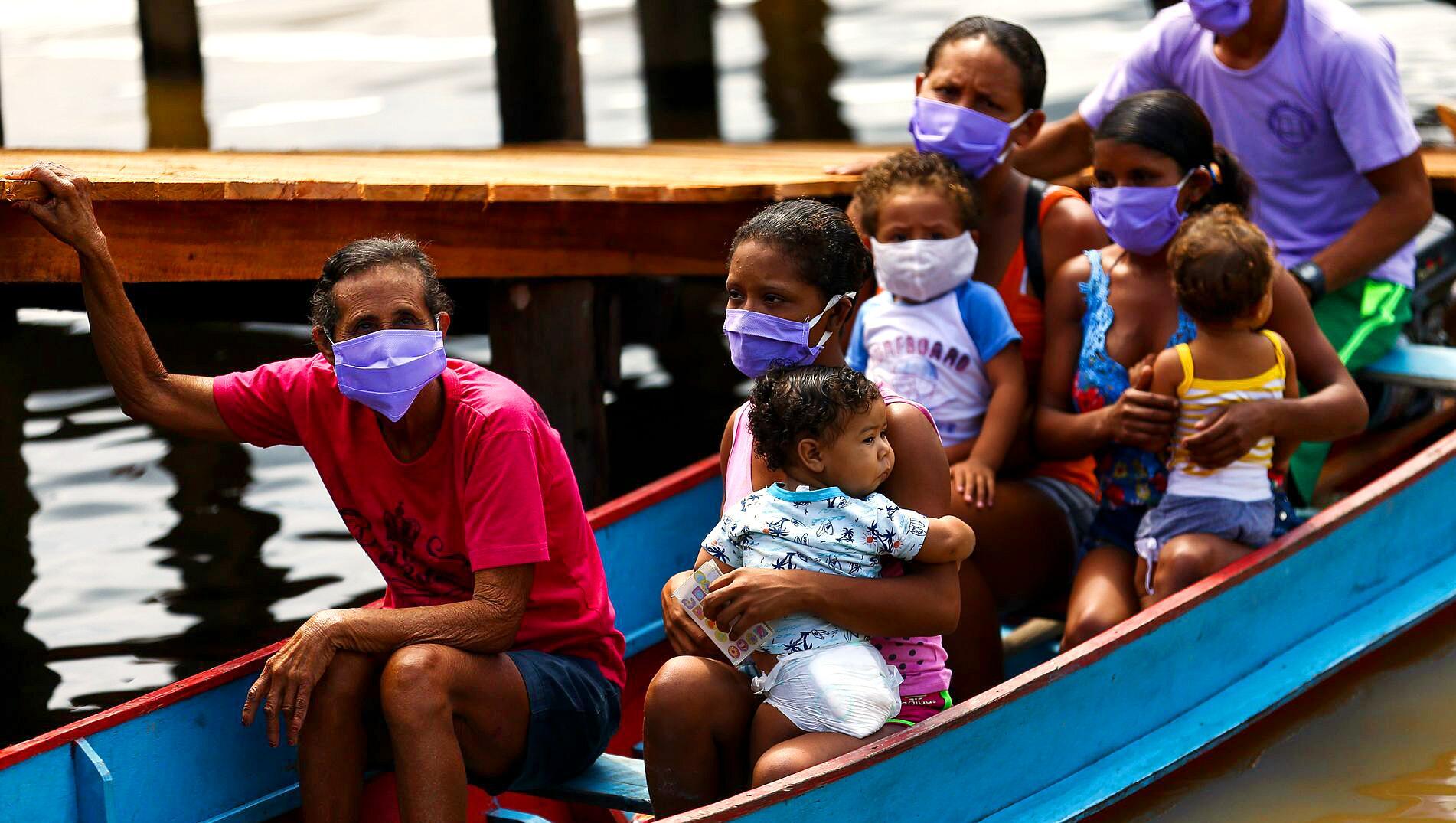 Bild zu Coronavirus - Brasilien