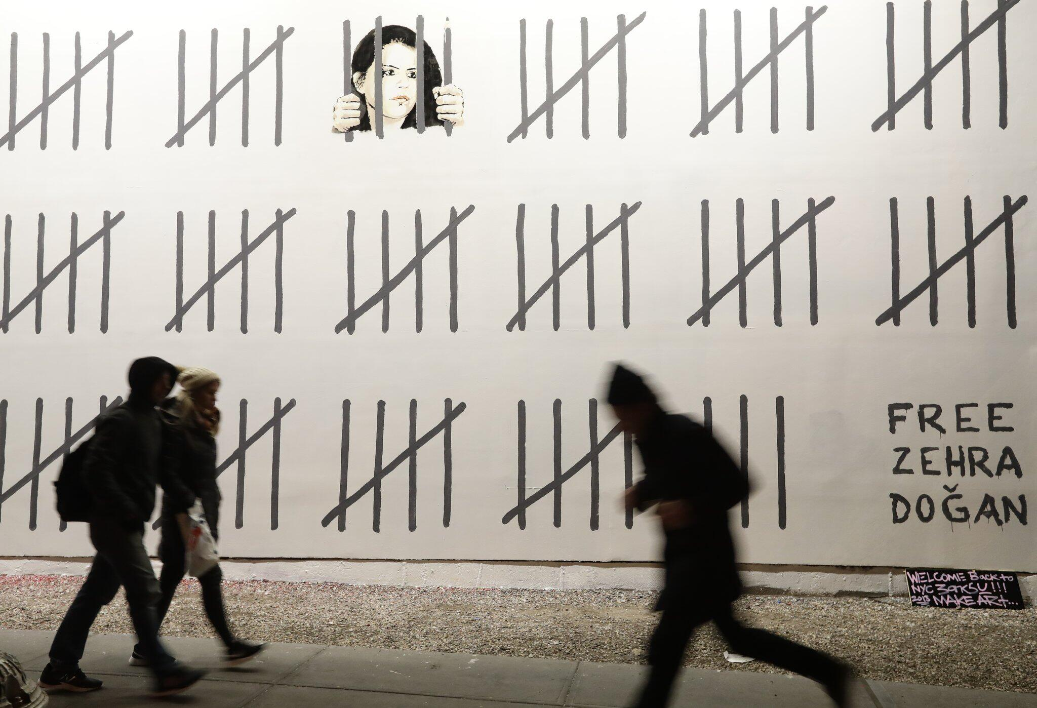 Bild zu Banksy in New York