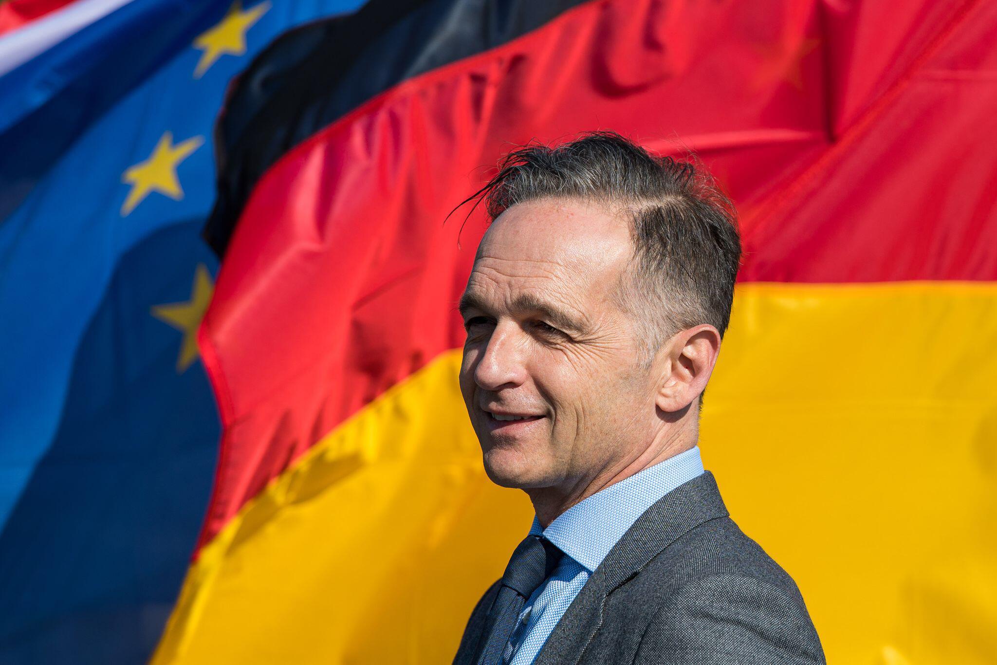 Bild zu Außenminister Maas reist nach Luxemburg