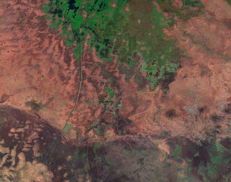 Bild zu Tschadsee 2003