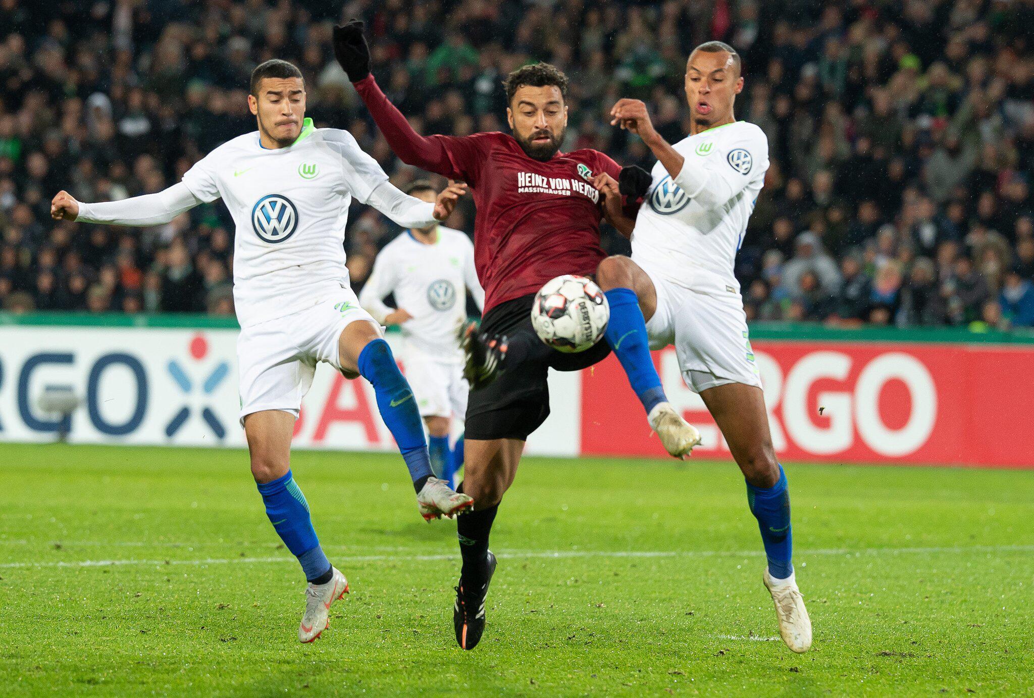 Bild zu Hannover 96 - VfL Wolfsburg