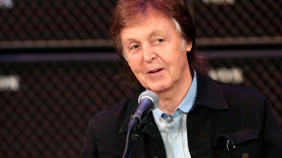 Paul McCartney trauert um Beatles-Fotografin Astrid Kirchherr