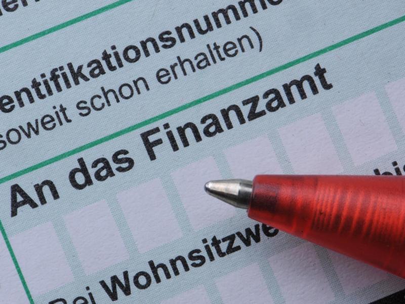 Bild zu Einkommensteuererklärung