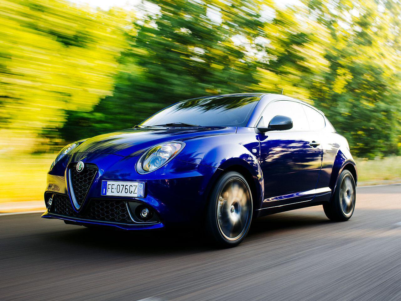 Bild zu Alfa Romeo Mito