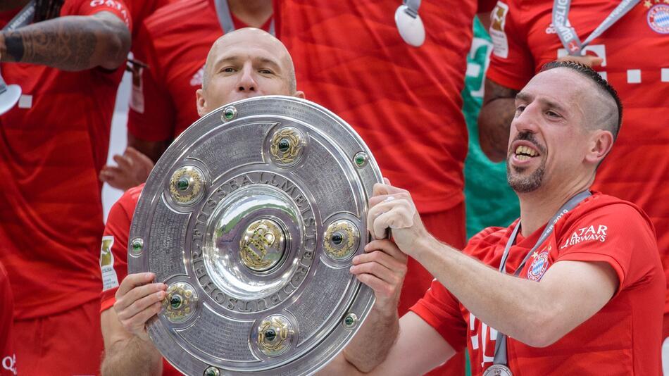 Bayern Munich - Eintracht Frankfurt