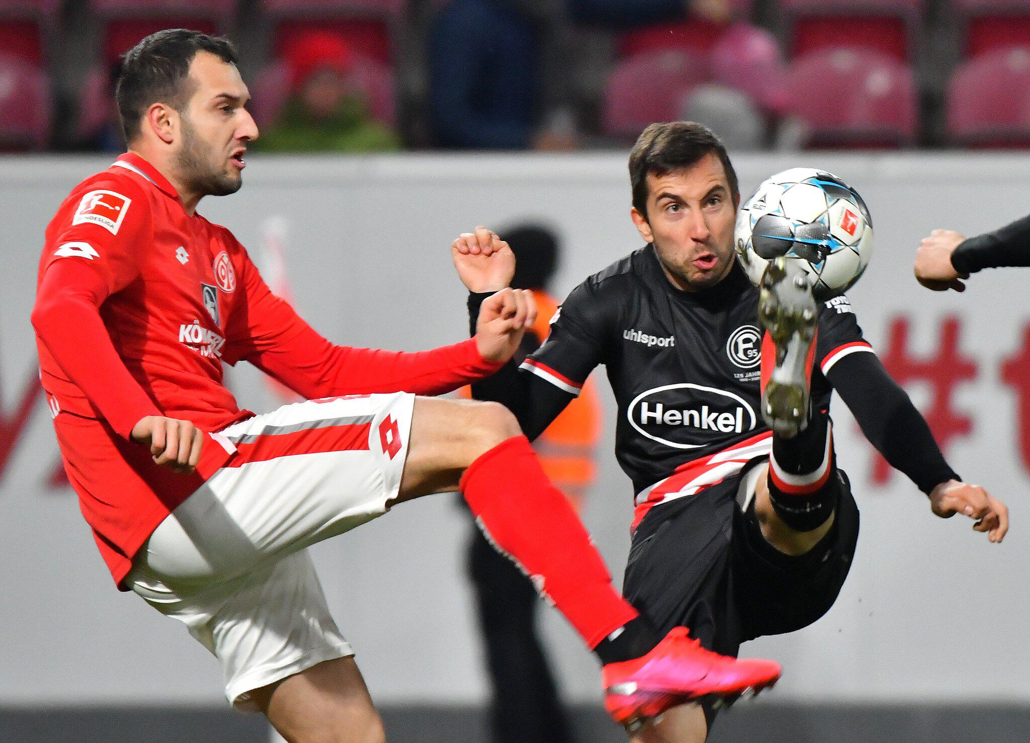 Bild zu FSV Mainz 05 - Fortuna Düsseldorf